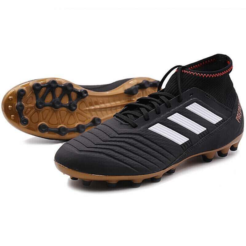 Nouveauté Original 2018 Adidas prédateur 18.3 AG chaussures de FootballFootball hommes baskets