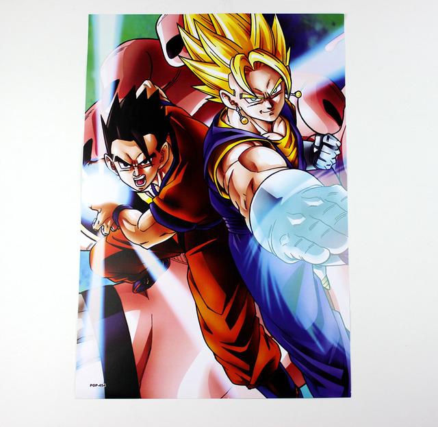 8 Random Dragon Ball poster(42x29cm)