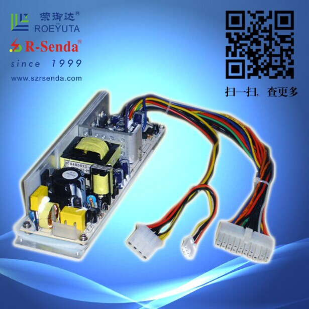 Fanless PC power supply board Power RYT-90OF