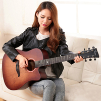 Acoustic Guitar Bass Wood New Style Musical Instruments Free Shipping