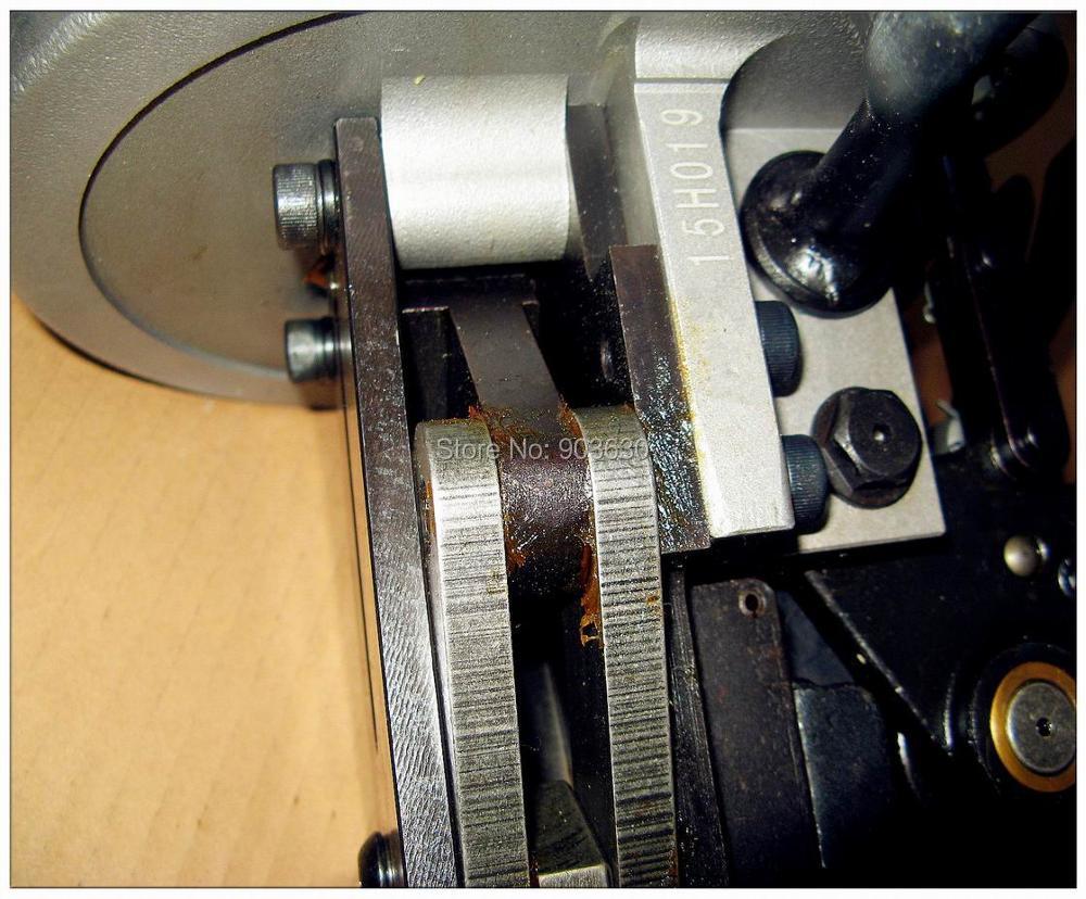 Pneumatyczne narzędzie do spinania taśm stalowych KZ-32, stalowa - Elektronarzędzia - Zdjęcie 6