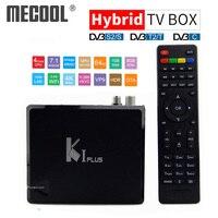 MECOOL KI Plus DVB S2 DVB T2 TV Box Android 7.1 1GB 8GB Amlogic S905D Quad Core 4K WiFi Smart Set Top TV Box