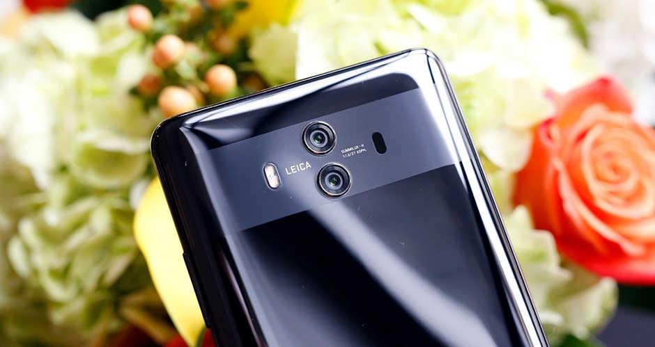 "Versi Global Huawei Mate 10 ALP-L29 Ponsel Pintar Kirin 970 Android 8.0 5.9 ""2560X1440 4GB RAM 64GB ROM 20.0MP NFC Android Pay"
