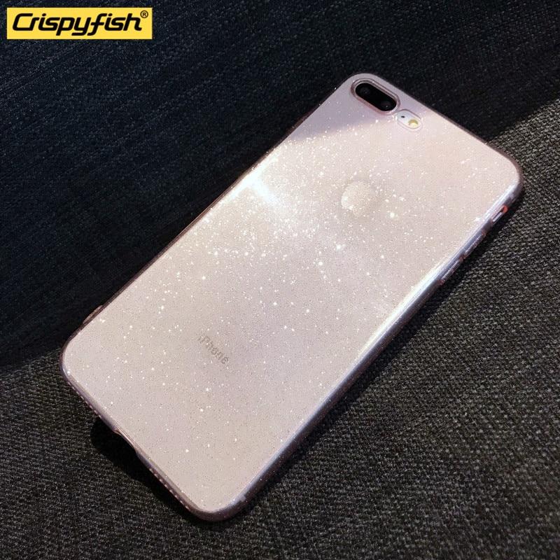Փայլեր շողոքորթ թափանցիկ փափուկ TPU - Բջջային հեռախոսի պարագաներ և պահեստամասեր - Լուսանկար 3