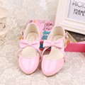 35% crianças de verão menina princesa de couro cruz apontou toe shoes único da menina de dança da moda shoes 26-35 1601