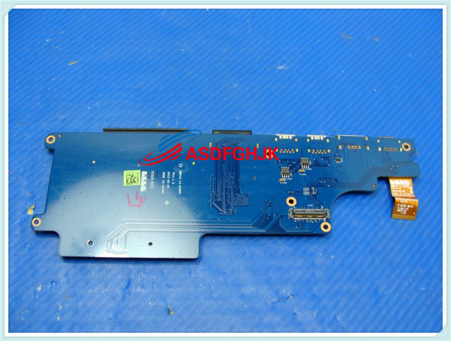 Original FOR Dell Alienware 18.4 M18x R2 USB HDMI Card Reader Board w Cable LS-832DP fully tested image