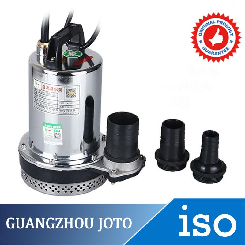 24V 1inch Landscape irrigation Submersible Pump 130L/Min