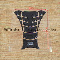 Carbon Fiber Decals Fuel Gas Cap Pad Motorcycle Sticker Decal For Yamaha YZF R1 R6 R6S For Honda CB400 For Suzuki For Kawasaki