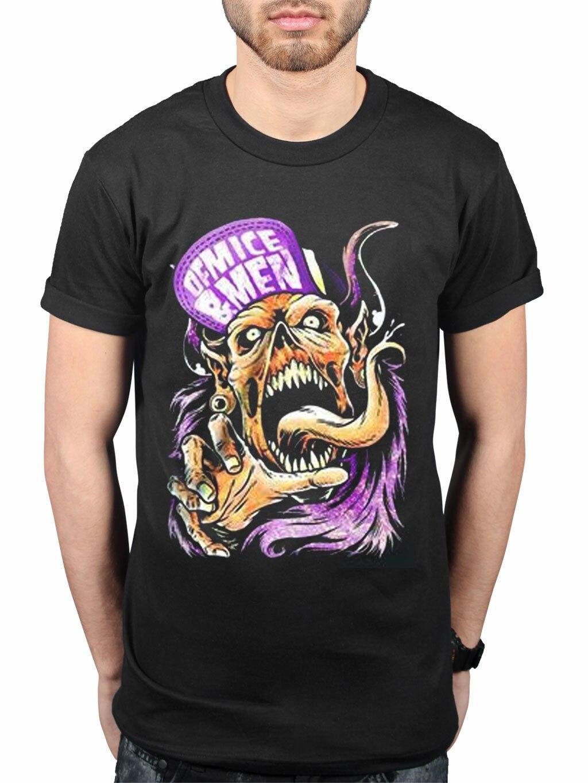 Official Dei Topi & Uomo Flip Cappello Demone T-Shirt Gruppo Rock Merchandise