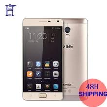 Original Lenovo Vibe P1 c58 2GB RAM 16GB ROM Android 6.0 5000MAh MSM8939 Octa Core 13MP Mobile Phone 4G LTE 5.5'' Fingerprint(Hong Kong)