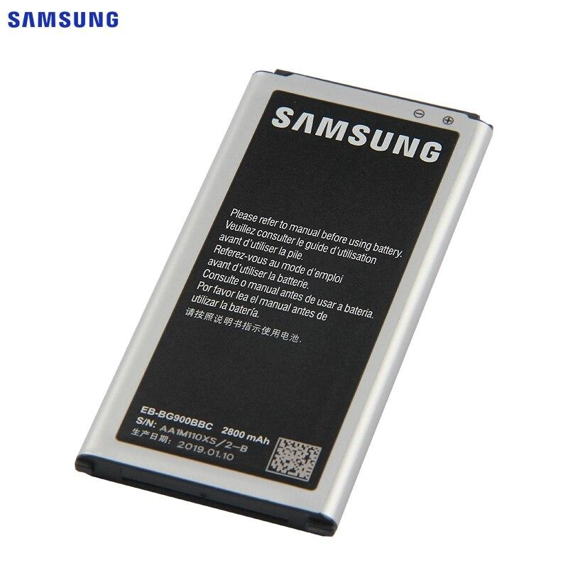 SAMSUNG Original Battery EB-BG900BBE SM-G870A G900FD for S5 Sm-g870a/G900s/G900f/.. 9006V