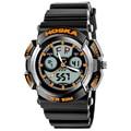 Brand children's watches LED Quartz watch digital kids sport Quartz-watch pointer and digital display digital-watch waterproof
