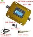 Pantalla LCD! GSM 900 MHZ Teléfono Móvil Repetidor de Señal Booster GSM 980 Inalámbrico, Teléfono celular kit Amplificador de Señal con la antena