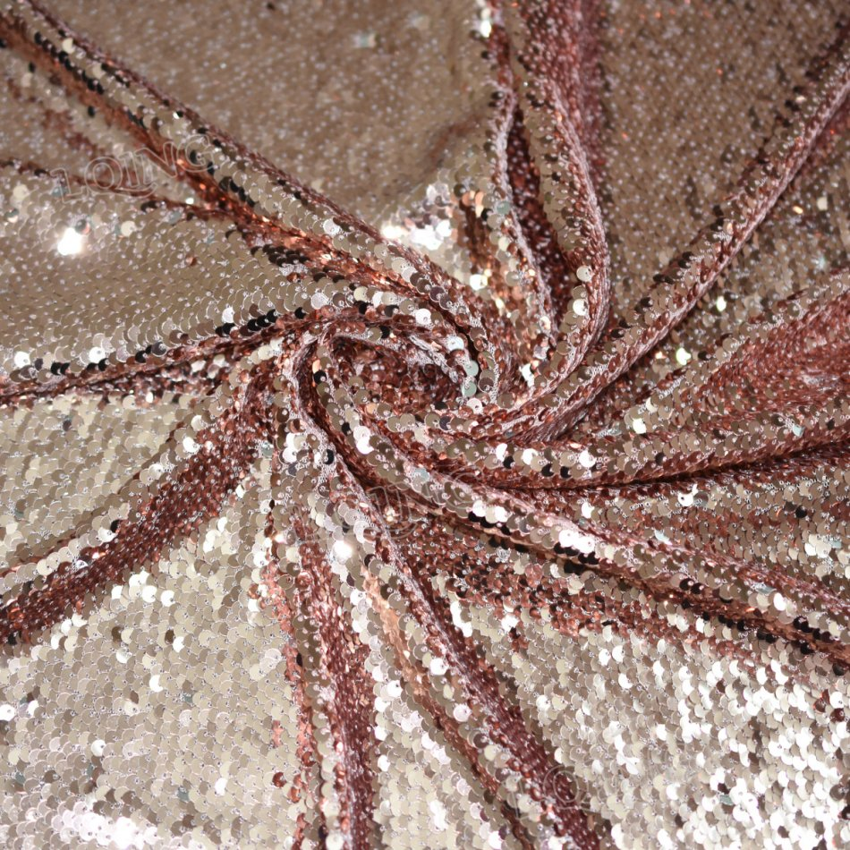 2 yards 180 120cm mermaid reversible sequin fabric brand for Sequin fabric