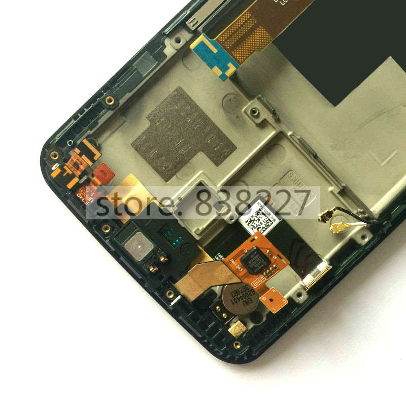 LCD For LG G Flex D958 D959 F340 LS995 Touch display Screen + LCD screen Digitizer with frame assembly for LG D950 D955