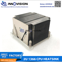 New CPU Cooler Processor Socket 1366 for 2U server