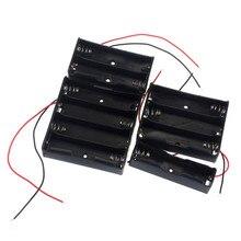 Preço! de Energia Lidera com 1 Melhor Preço! Carregador de Bateria Energia Quente 18650 Storage Battery Caso BOX Titular 2dec20 2 3 4 Slots Alta Qualidade