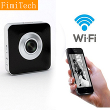 Portable Wifi Mini Caméra HD 720 P Numérique Boucle Vidéo Enregistreur Mini Voiture DV DVR Micro Caméscope Webcam Cam Caméras Moniteur Kamera