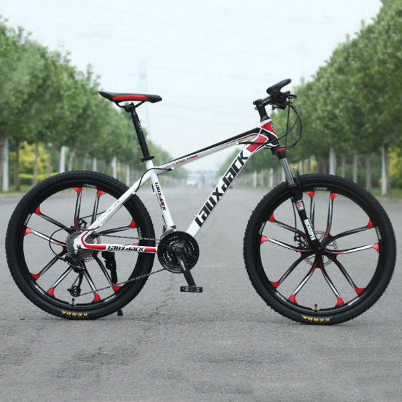 Bicycle Cross Country Mountain Bike 27-Speed Sports Youth Racing Variable Speed Cycling Male And Female Students Adult Vehicles