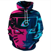 New 3D Naruto Hoodies Men/women Fashion Hot High Quality Streetwear Print Men and Sweatshirt drop ship