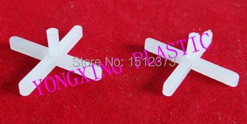 500pcs/bag 2.0mm with handle plastic cross/ tice spacer/tracker/locating/ceramic cross   ...