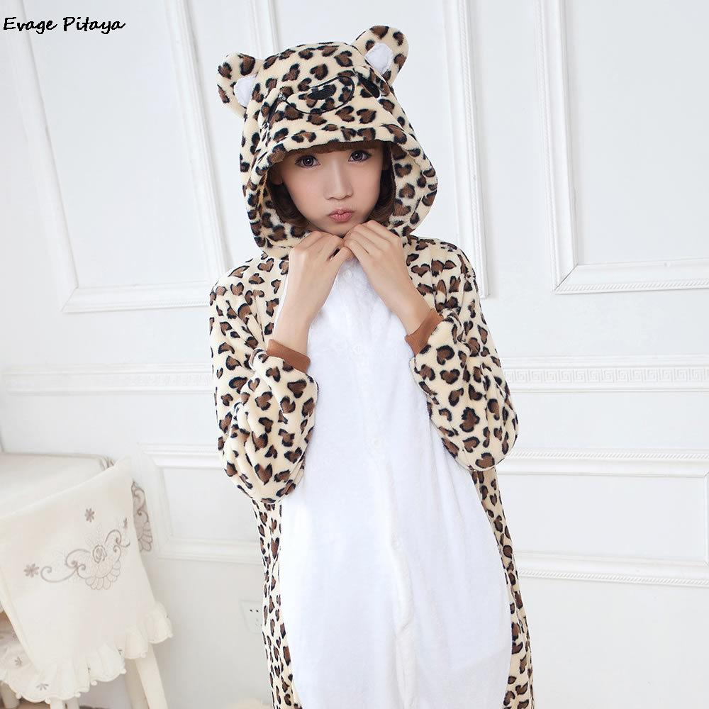 Womens Leopard Pajamas Promotion-Shop for Promotional Womens ...