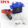 2pcs Rc Mini Micro 9g Servo SG90 for RC 250 450 Helicopter Airplane Car Boat