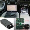 Высокое Качество VAS 5054A VAS5054A Bluetooth Diagnotic Инструмент С OKI Чип Полный OBD2 Сканер Для VAG Автомобилей 2 Года Гарантии