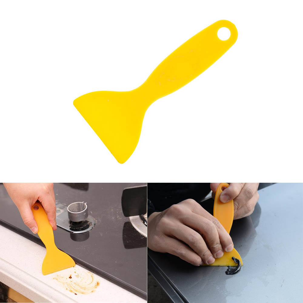 WHDZ PDR Tools Remove Glue Marks Tools Multifunction ABS Plastic Film Tool Scraper Tool