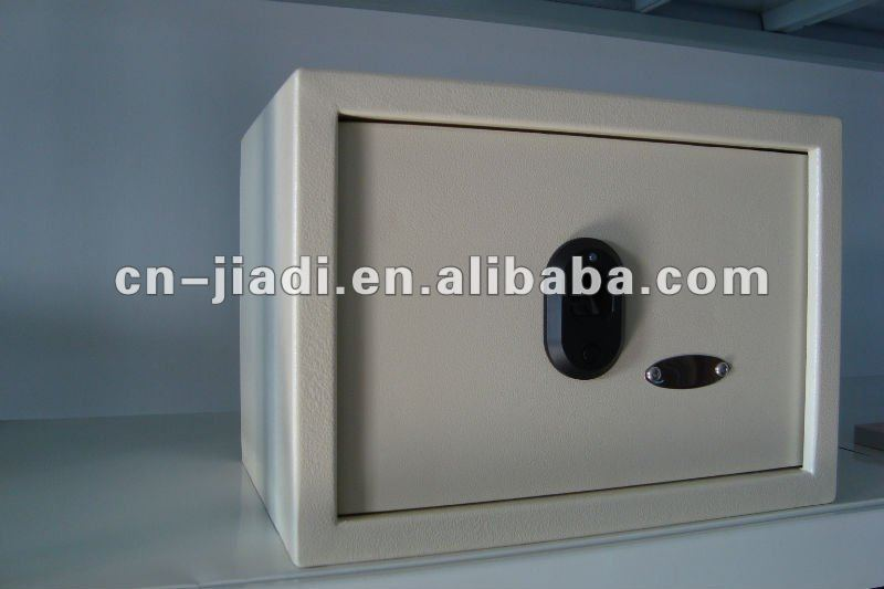 CE EMC certificate biometrics fingerprint safe with warranty one year and 1% spare part  ...