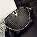 Women Messenger Bags New Womens Handbag Fashion Lingge Shoulder Bag Clutch Tote Straw Bag bolsa feminina Silver Black Golden