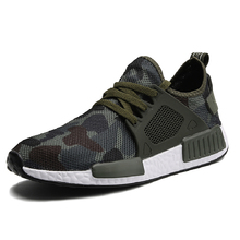 Men running Shoes 2017 Ultra Boosts Military Camouflage Summer Krasovki Army Green Trainers Outdoor Zapatillas Deportivas Hombre
