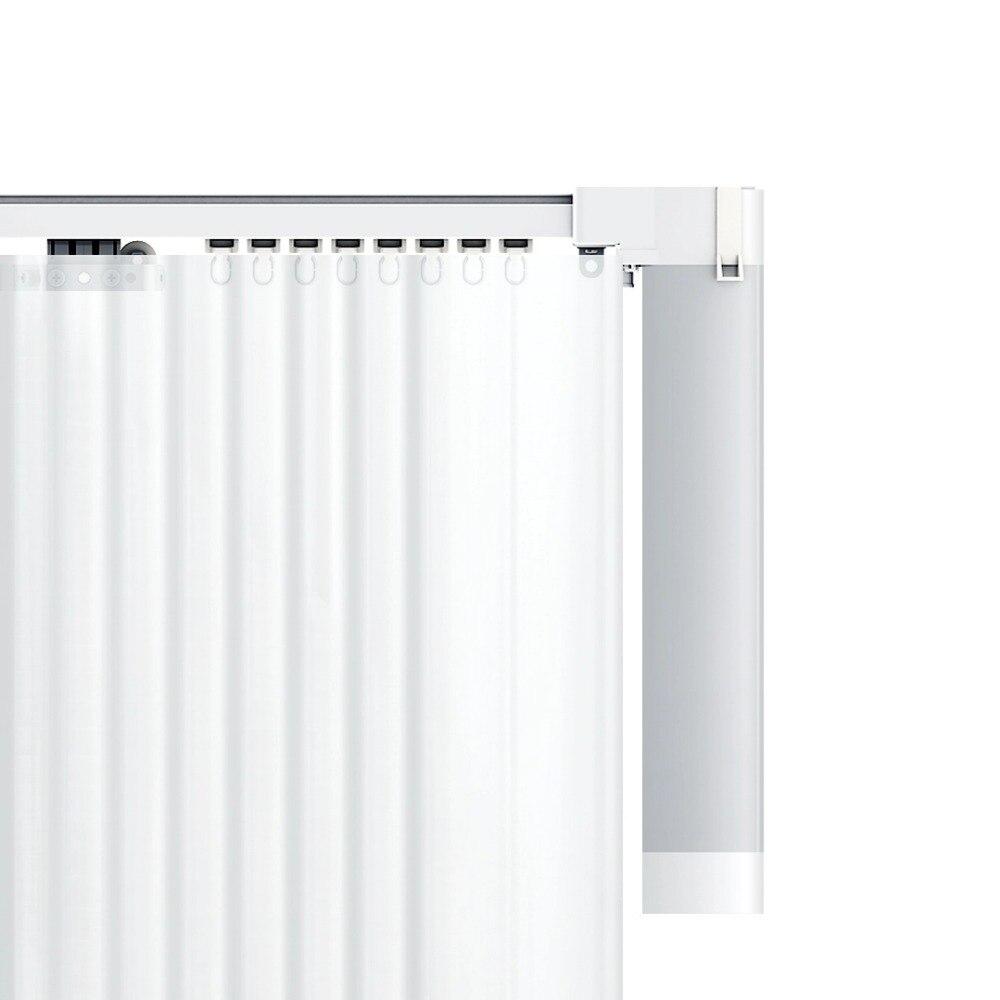 2017 nuevo motor de cortina Original xiaomi Aqara con controlador de cortina Zigbee wifi trabajo para xiaomi smart home mi home APP - 4