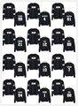 Nova EXO luhan kris tao sehun baekhyun preto Camisola de algodão Terno de manga longa com capuz Outerwears