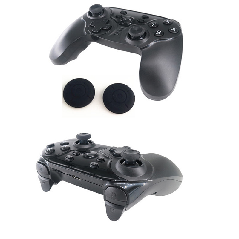 Double Vibration USB Wireless Bluetooth Controller font b Gamepad b font For Nintendo Nintend Switch NS