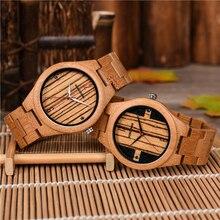 DODO DEER Ultra Thin Clock Men Watch Original Bamboo Wood Watches Quartz Wristwatch horloges mannen Accept Logo Dropshipping C06 цена
