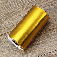 1 рулон прочной термальной бумаги 58*40 мм термобумага кассовый чек рулон для принтеров Docket