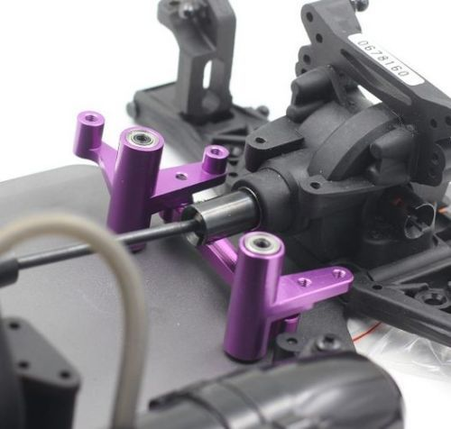 GPM ALUMINUM STEERING ASSEMBLY S HPI NITRO MT2 OR RS4