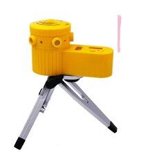 Многофункциональный лазерный штатив уровня Leveler вертикальные горизонтальные линии инструмент