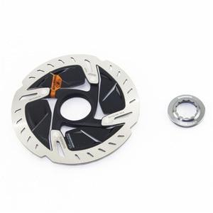 Image 4 - SHIMANO DURA ACE R9120 SM RT900 Rotor 140mm 160mm Straße Fahrräder Rotor SM RT900 R9120 R9170 CENTER LOCK Disc bremsscheibe