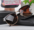 J47 Half Alloy Club Sunglasses Classic Men Women Brand Design Eyewear Mirror Master Sun Glasses Gafas Oculos De Sol UV400 3016