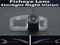 1080P Fisheye Lens Trajectory Tracks Car Rear view Camera For Honda Accord 2011 2012 2013 Car Reverse Camera