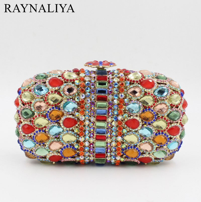 New Diamonds Minaudiere Evening Bags Women Wedding Clutch Purses Dinner Party Bag Ladie Luxury Crystal Bag Smyzh-e0108 new fashion women minaudiere fashion evening bags ladies wedding party floral clutch bag crystal diamonds purses smyzh e0122