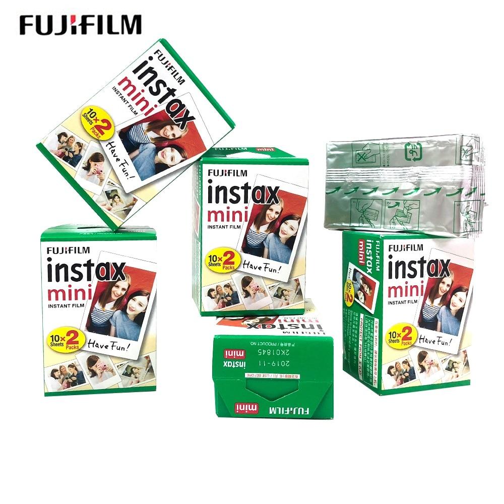 Fujifilm instax mini8 FILM 100 sheet Fuji instsnt photo Stickers for mini8 mini9 7s 25 50s 90 Instant Camera Paper-in Film from Consumer Electronics    3