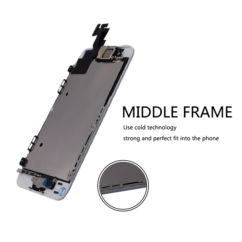 iPhone 5S LCD Display Touch Screen Digitizer