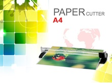 Принтере офисном фотобумаги случайно записки точность стандарт триммер резки резак мат