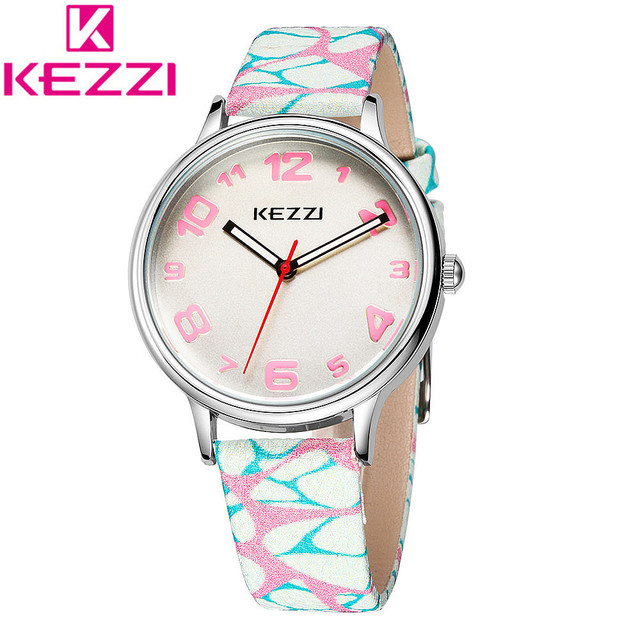 Zegarek damski Kezzi Crazy różne kolory