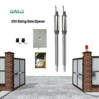 300 кг автоматический двойной кулисой оператор привода для открывания ворот привода распашных дверей открытие Открыватель для контроля дос