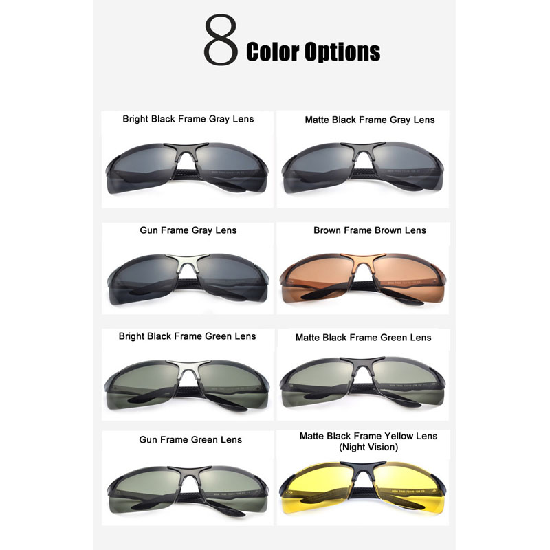 4bf95b7b2f OUTSUN Polarized Sports Sunglasses for Baseball Golf Tr90 Unbreakable Frame  Oculos De Sol Masculino with Camouflage box-in Sunglasses from Men s  Clothing ...