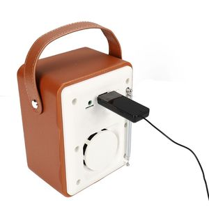Image 3 - 2019 Nieuwe Dab Digitale Radio Ontvanger Met Antenne Voor Bluetooth Luidspreker Home Stereo Tv Met Usb Lezen Disk Functie Accessoires